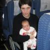 Летим на самолёте с ребёнком