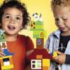 Развивающие игры с конструкторами Лего с детьми от 2 до 4 лет