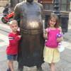 Будапешт — город забавных скульптур и необычных памятников
