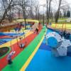 Детские площадки со всего мира. Часть 6. Обзор интересных площадок в Москве