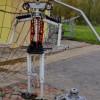 Детские площадки со всего мира. Часть 9. Детская площадка из металлолома. Беларусь