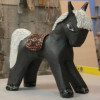 Лошадка из глины. Мастер-класс от семилетней девочки по имени Вивея