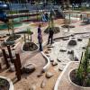 Детские площадки со всего мира. Часть 14. Детская площадка в пригороде Мельбурна