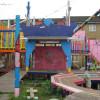 Детские площадки со всего мира. Часть 16. Неформатная площадка в Лондоне