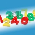 Учим цифры и играем. Магазин.