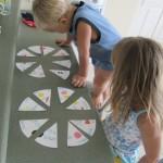 Занимаемся с 2-3 детьми разного возраста
