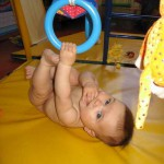 Как и зачем развивать мозг малыша в первый год