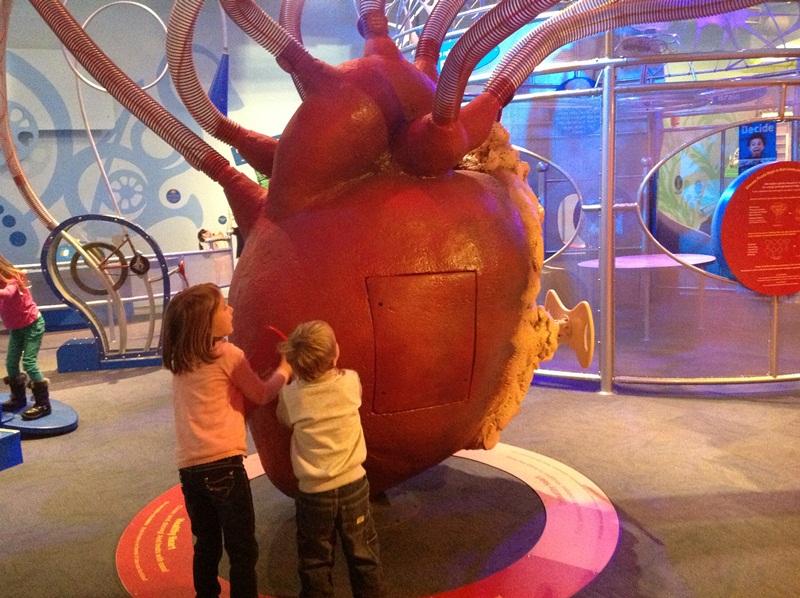 С детьми по музеям в США. Часть 2. Детский музей на Манхэттане
