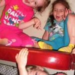 Путешествие с детьми на поезде