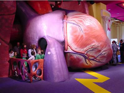 """C детьми по музеям в США. Часть 3. """"Институт Франклина"""" в Филадельфии"""