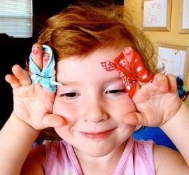 Если ребёнок не хочет играть в пальчиковые игры?