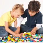 Развивающие игры с конструкторами Лего с детьми от 4 до 6-7 лет