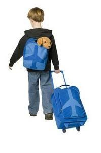 Вещи в отпуск или Собираем чемоданы...