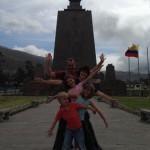 Четыре дня в столице Эквадора — городе Кито