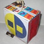 Игрушки для младенцев из картонных коробок