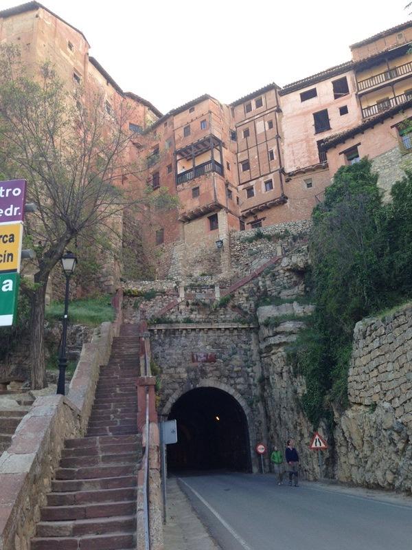 Испания 2013. Удивительный город Альбаррасин