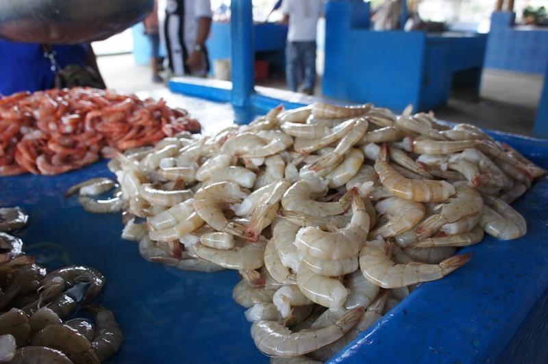 Эквадор 2013. Рыбный рынок в Манте