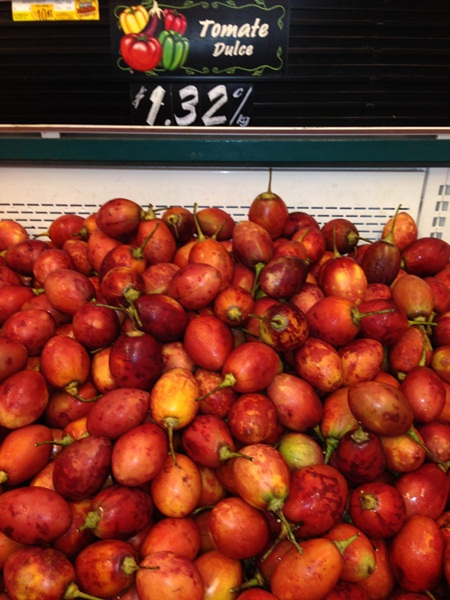 Эквадор 2013. Фрукты. Репортаж из супермаркета