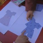 Самодельная игра «Костюмчики» (для детей 1,5-3 лет)