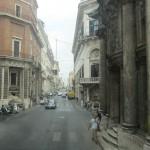 Италия 2012. Часть 4. Рим. Поездка на экскурсионном автобусе