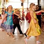 Весенний бал в Дахабе для детей и родителей. Март 2014