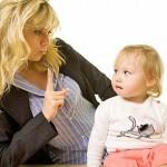 Почему дети скандалят?