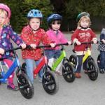 Бесплатный вебинар «Беговел, велосипед, самокат: выбираем и учим кататься»