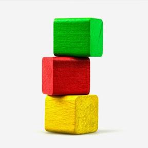башенка из кубиков