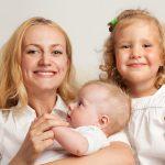 Эфир на «Маяке» с Леной Даниловой по теме «Когда в семье несколько детей разного возраста»
