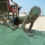 География… на пляже